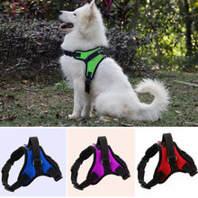 Load image into Gallery viewer, Reflective K9 Adjustable Dog Harness Lovin Little Greys -