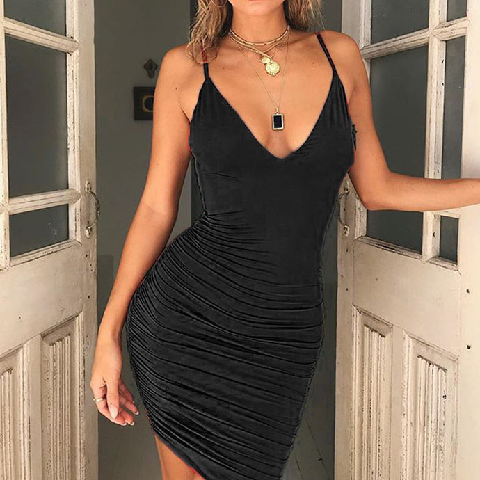Lili's little black dress