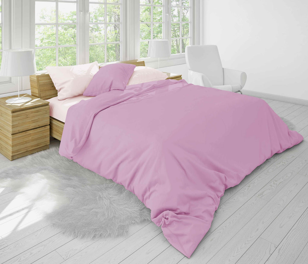 Mauve Mist - Bamboo Bedding Set
