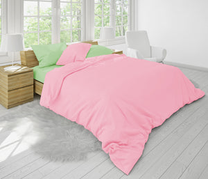 Orchid Pink - Bamboo Bedding Set