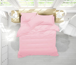 Easy Fit Duvet Cover in Blush Pink