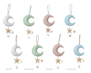 Luxe Mini Moon Keepsake VARIETY PACK WH - Baby Jives Co