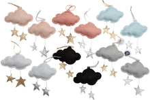 Load image into Gallery viewer, LUXE Mini Star Cloud VARIETY PACK WH - Baby Jives Co