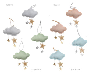 Luxe Mini Star Cloud Keepsake VARIETY PACK WH - Baby Jives Co
