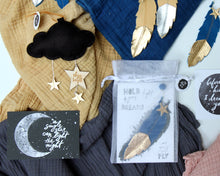 Load image into Gallery viewer, Luxe Mini Star Cloud Keepsake VARIETY PACK WH - Baby Jives Co