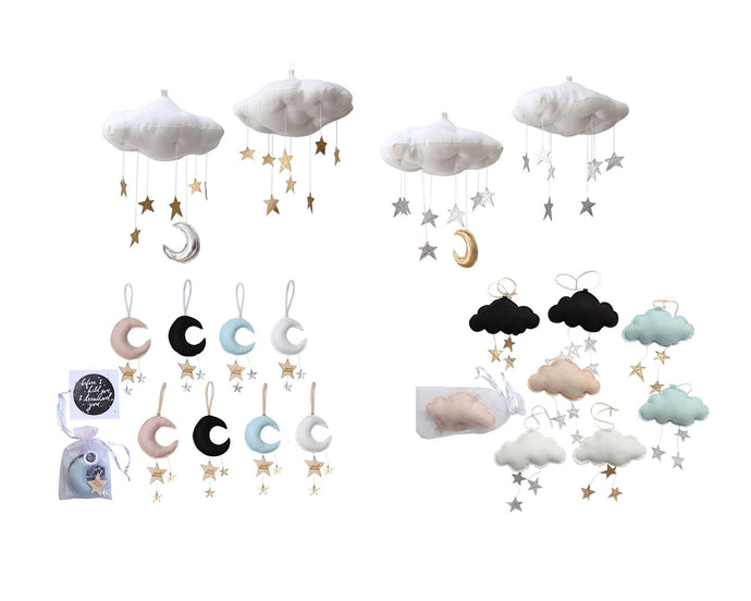 Bestselling Starter WH Pack: Luxe Mobiles - Baby Jives Co