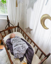 Load image into Gallery viewer, Starlight - Organic Cotton Swaddle