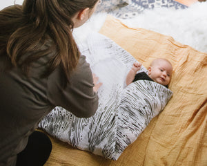 Starlight - Organic Cotton Swaddle