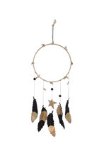 Load image into Gallery viewer, Starry Luxe Leather Circle Dreamer - Wholesale - Baby Jives Co