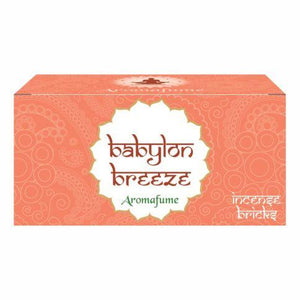 BABYLON BREEZE - EXOTIC INCENSE BRICKS - Dandelion Lifestyle