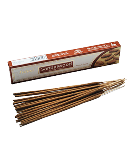 Sandalwood Incense Tube - Dandelion Lifestyle