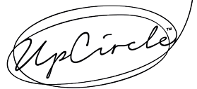 UpCircle Beauty Mobile Logo