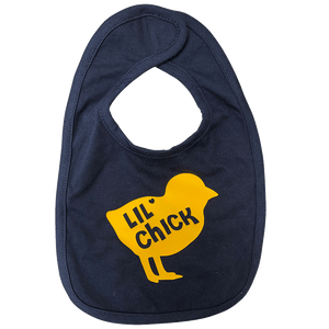 Infant Premium Jersey Bib, Lil' Chick