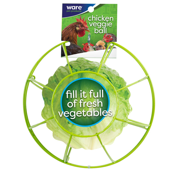 Chicken Veggie Ball