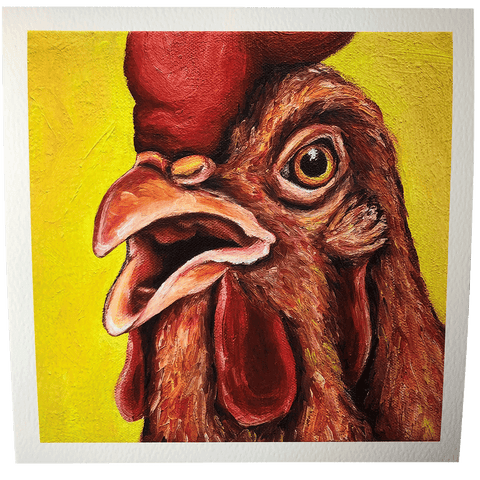 Chicken Art