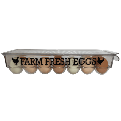 Egg Carton Farm Fresh Eggs