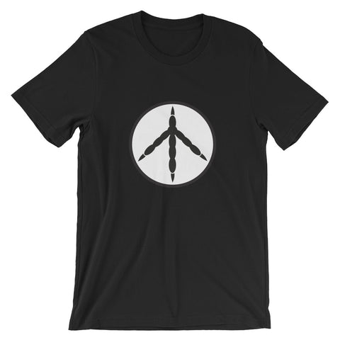 T-Shirt Chicken Peace