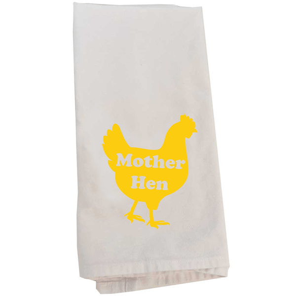 Kitchen Towel, Mother Hen
