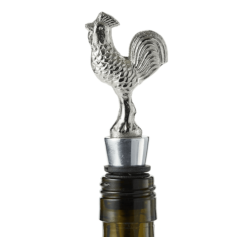 Rooster Bottle Stopper