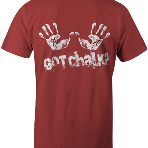 "Bama Gymnastics ""Got Chalk?"" Tee"