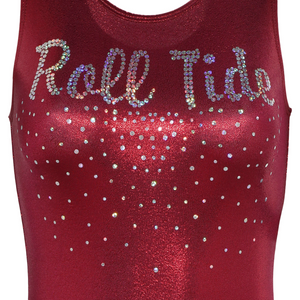 Roll Tide Leotard by GK Elite