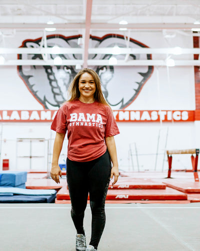 The Bama Gym Camp Tee