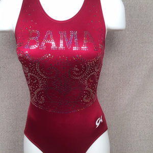 New! BAMA Leotard by GK Elite