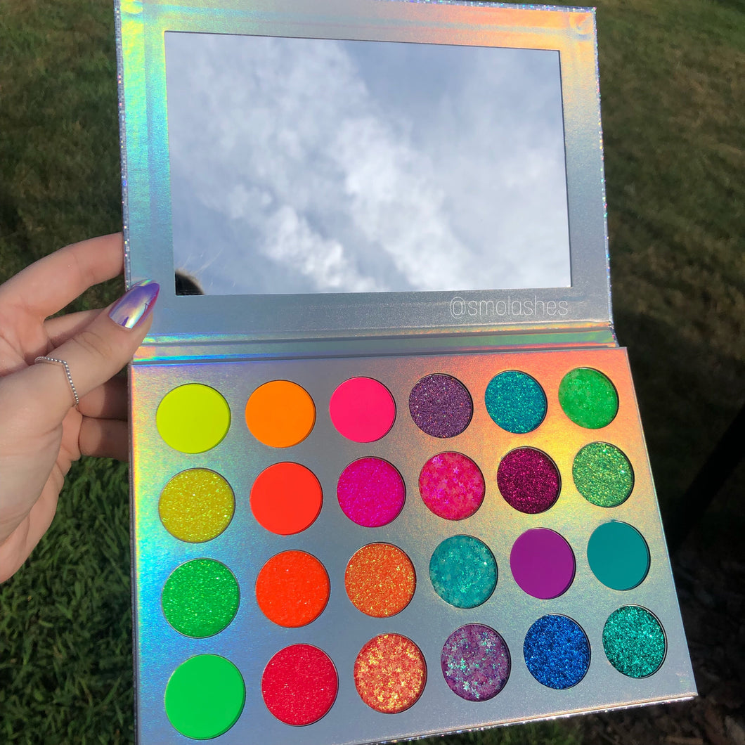 Neon Dreams Palette