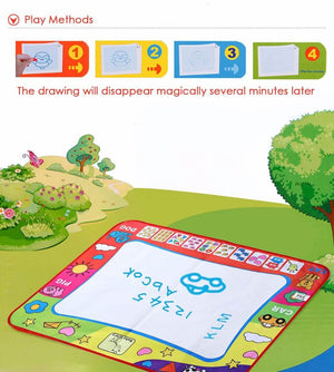 Magical Water Drawing Mat (BUY MORE SAVE MORE)