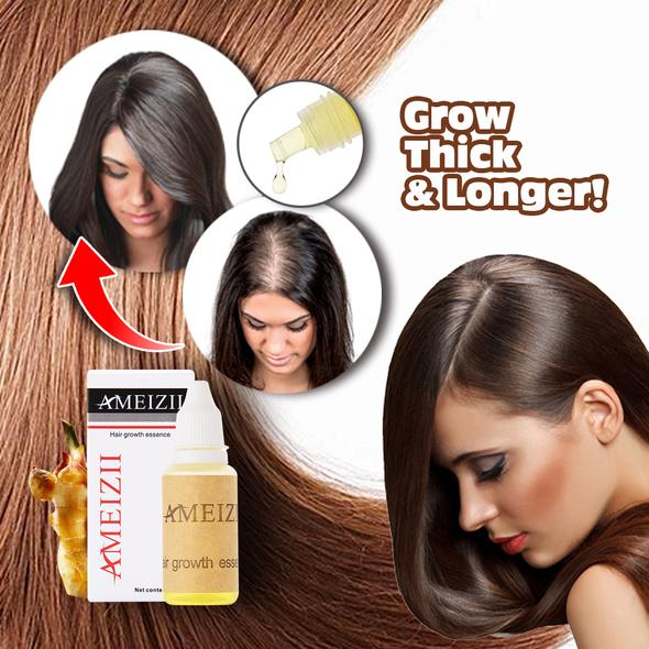 Hair Growth Ginger Oil
