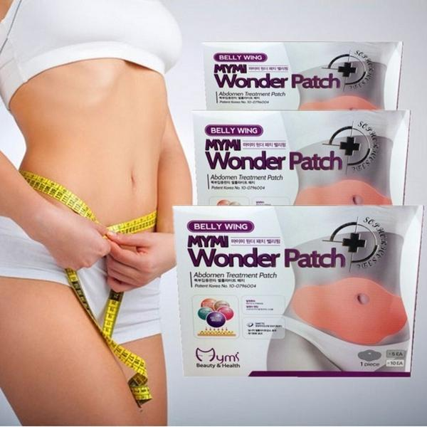 BELLY SLIMMING PATCH (5 Patches, Buy 1 Free 1)