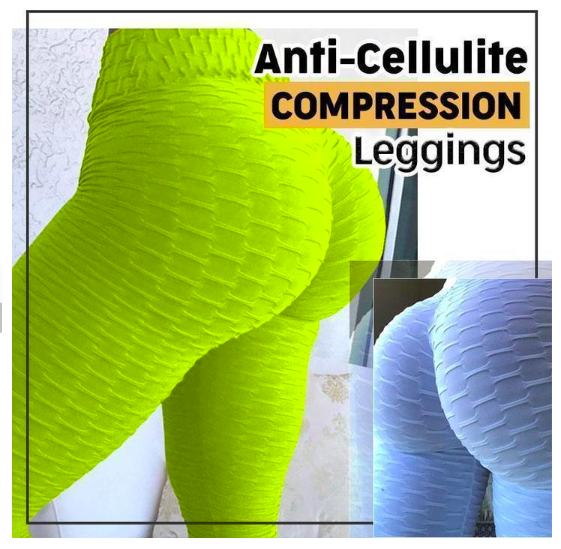 Anti-Cellulite Korean Infused Wonder Leggings (New Hack To Completely Remove Cellulite Permanently!)2