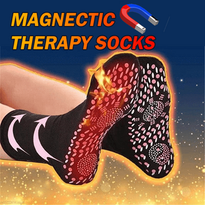 Yin Yang Magnetic Therapy Socks