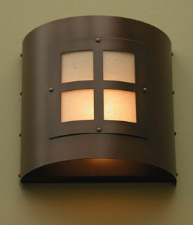 Curved Casa Sconce