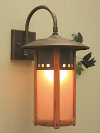 Copper Top Lantern-Long
