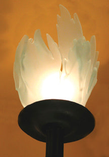 Single Torch Sconce