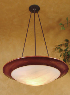 Wood Ring Shade