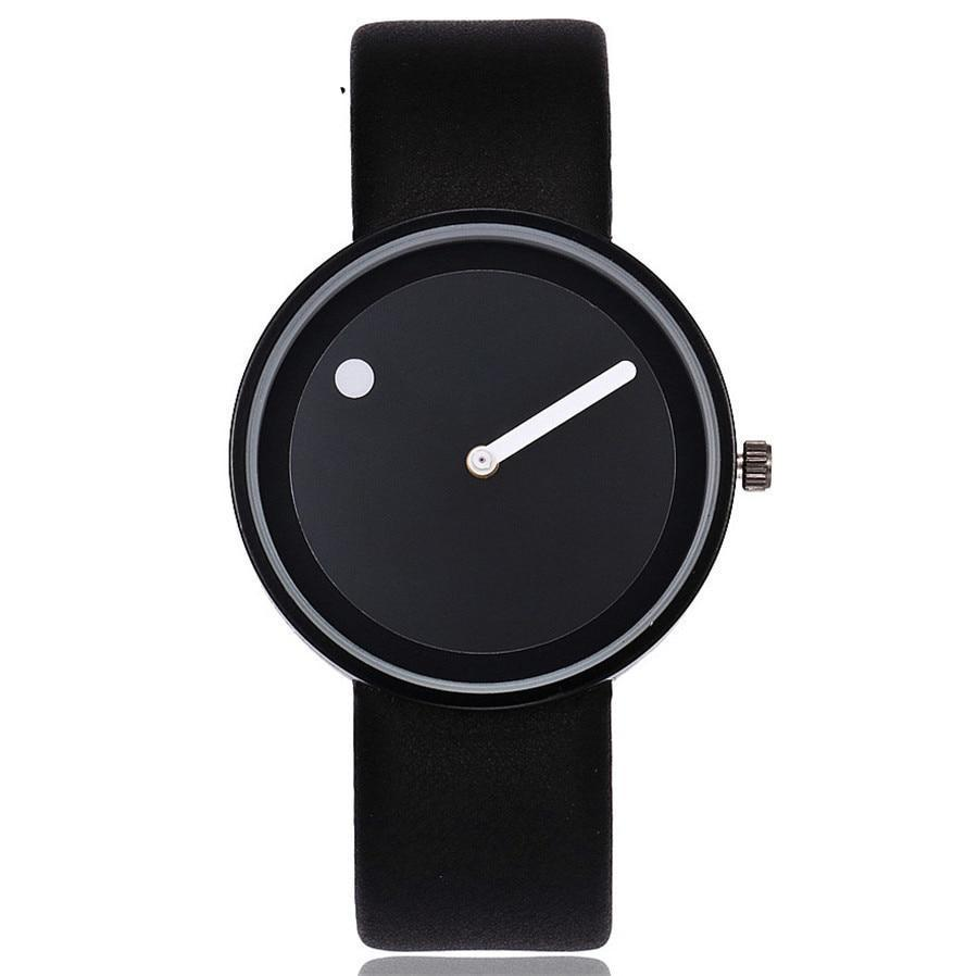 Numberless Watch - Leather Watches