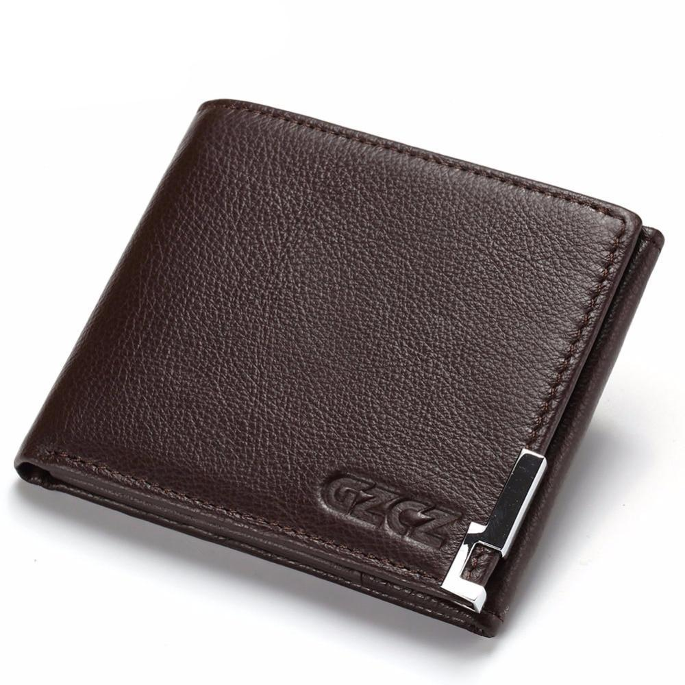 Trifold Mens Wallet With Id Holder - Trifold Wallet