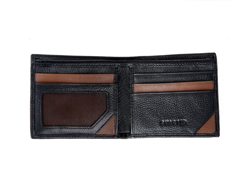 Leather Bluetooth Wallet - Bifold Wallet