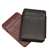 Mens Magic Wallet - Minimalist Wallets For Men