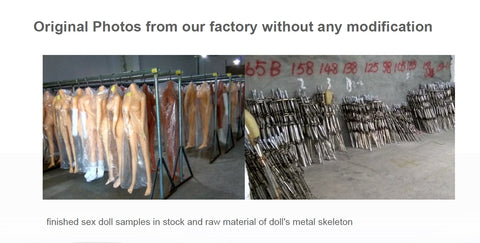 silicone doll factory