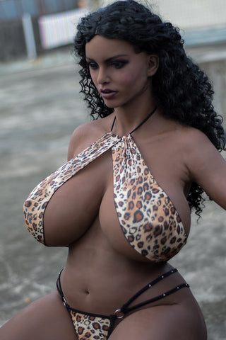 thick black sex doll