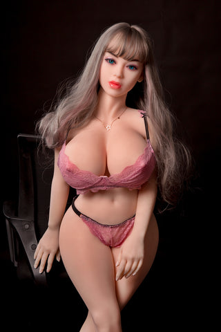 Melody Bear 125cm big curves real doll