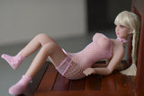 Tink Mini Love doll 65cm Realistic Silicone TPE girl
