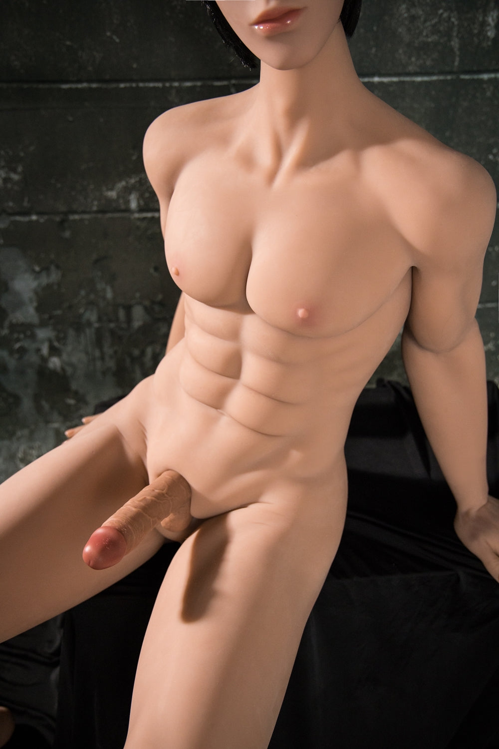 gay penis sex doll silicone