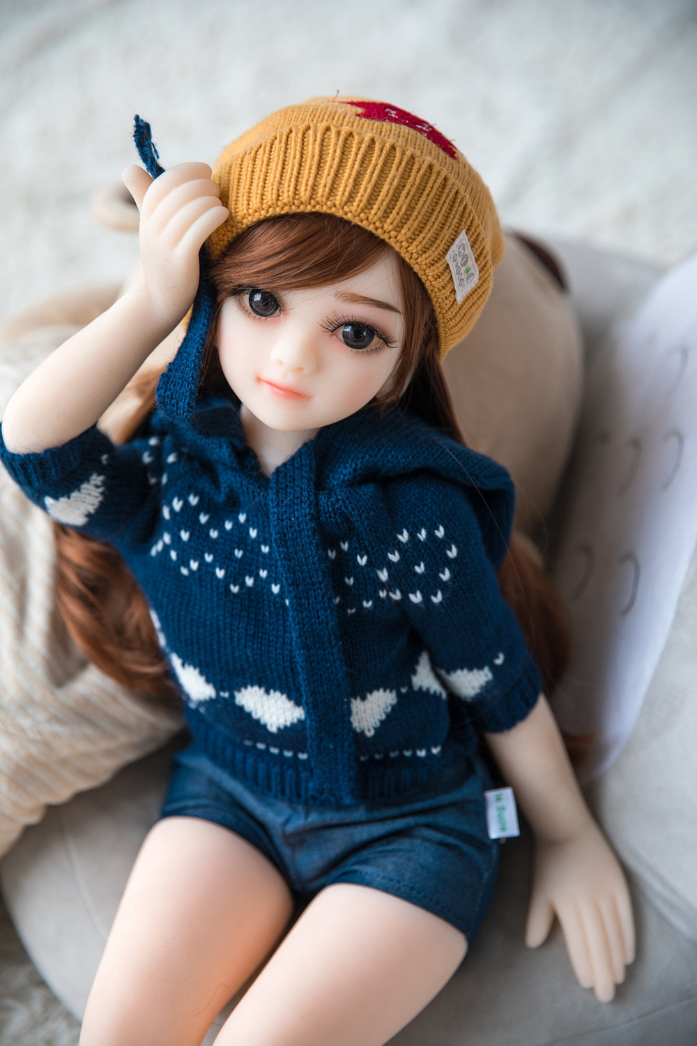 buy flat chested love doll