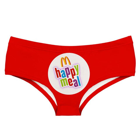 Happy Meal Hot Doll Lingerie Thongs