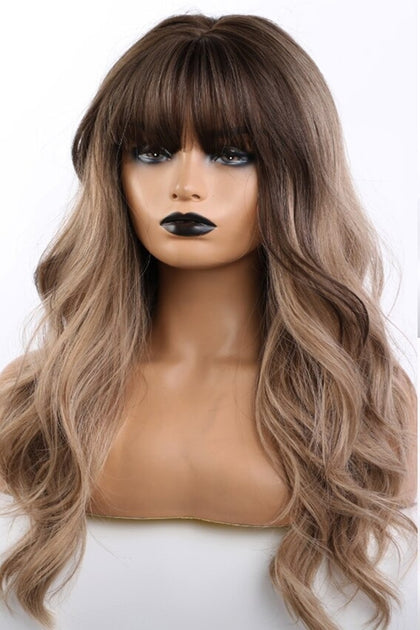 Natural Wave Long Hair Wig