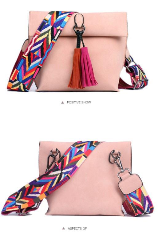 PRE-ORDER - Cate Concert Crossbody Bag preorder (arrival 3-10)